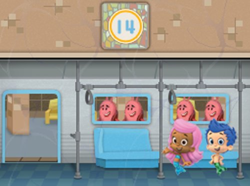 Nickelodeon Bubble Guppies - Nintendo DS by 2K (Image #4)