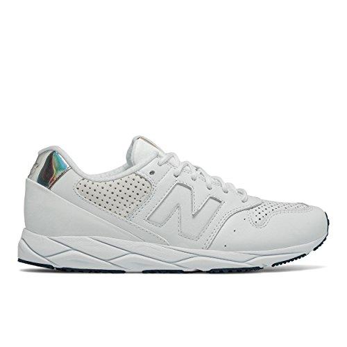 New Balance - Zapatillas de Piel para mujer blanco Bianco 37.5