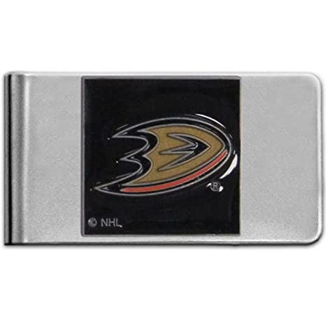 Siskiyou NHL Steel Money Clip