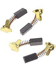 ENET 4 st kolborstar kvarn 999-054 reservdelar kompatibla med Hitachi G18DL G18DMR G18DSL G14DL G14DMR G14DSL