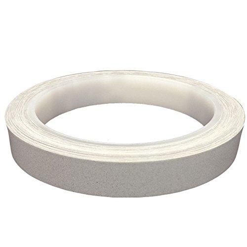 DonDo 3M 610C Reflektierendes Klebeband Reflexfolie Konturmarkierung Silber 15mm x 10m 3M-610C-Silber-15mm