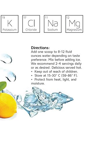 Ultima Replenisher  Lemonade 90 - Servings , 13.65 ounces  Jars