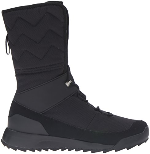 Boot High Leather Black CP 8 Black Snow CW Choleah Black Women's adidas M US outdoor Yqxaw8IZ