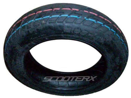 3.50x10 Tire - Commonly Used For Gas Scooters, Pocket Bikes, Mini Choppers, and More! [3118]