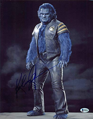 (Kelsey Grammer X-Men Beast Authentic Signed 11x14 Photo Autographed BAS)