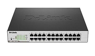 D-Link EasySmart Gigabit Ethernet Switch