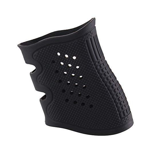 Tactical Rubber Grip Glove Sleeve for Glock 17 19 20