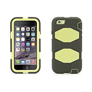 GRIFFIN Survivor Case iPhone Olive green dp BNKREI