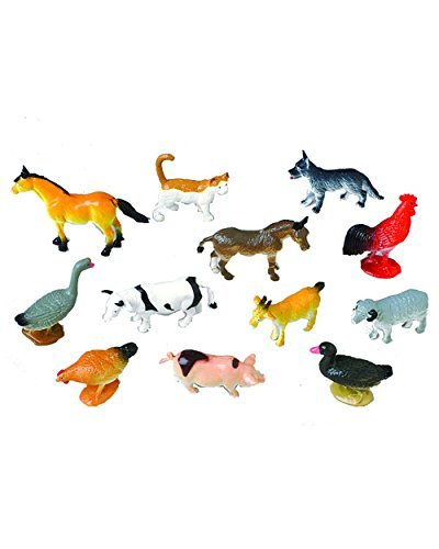 - Mini Farm Animals (1 Dozen)
