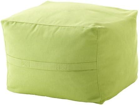 Ikea Pouf Edum 20202 29205 3434 Vert Jaune Amazon Fr Jardin