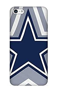 Stylishgojkqt High Grade Flexible Tpu Case For Iphone 5c - Dallas Cowboys( Best Gift Choice For Thanksgiving Day)