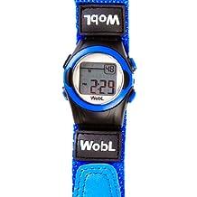 WobL 8 Alarm Vibrating Watch - Blue