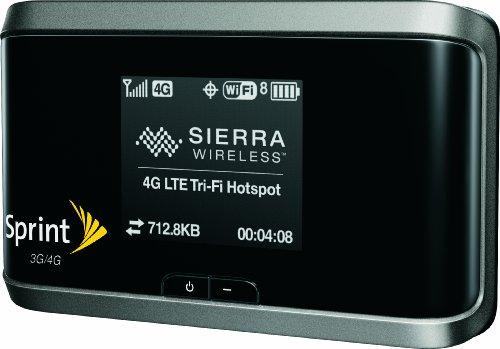 Amazon.com: Sierra Wireless Tri-Fi 4G Mobile Hotspot (Sprint ...