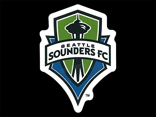 fan products of SOCCER Seattle Sounders Perfect Cut Color Decal, 4