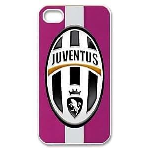 IPhone 4,4S Phone Case for Juventus pattern design GJV06QTS24066