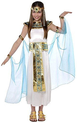 Children's Cleopatra Costume Size Small (Cleopatra Halloween Costumes For Kids)