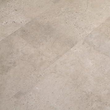 KlickVinyl Bodenbelag Kalkstein Mm Fliesen Steinoptik M² - Fliesen in kopfsteinpflasteroptik