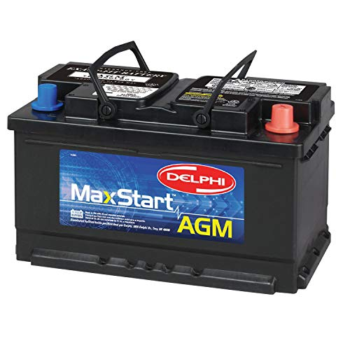Delphi BU9094R 94R AGM Battery (Best Agm Car Battery)