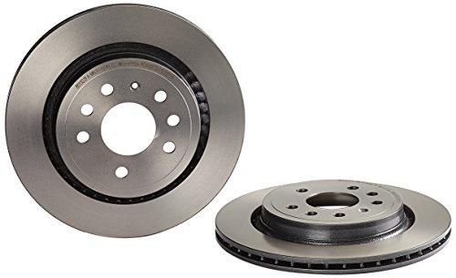 Brembo 09.9505.11 UV Coated Rear Disc Brake Rotor