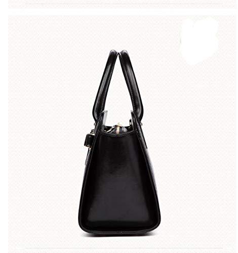 Cross Bag Handbag Oblique Fashion Leather Hongge Bag Single Cowhide C Pack Lady Woman Shoulder qFwZ8xHP