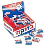 Kosher Bazooka Gum - 100 Pieces