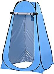 Futagofy Pop Up Privacy Tent – Instant Portable Outdoor Shower Tent, Camp Toilet, Changing Room, Rain Shelter