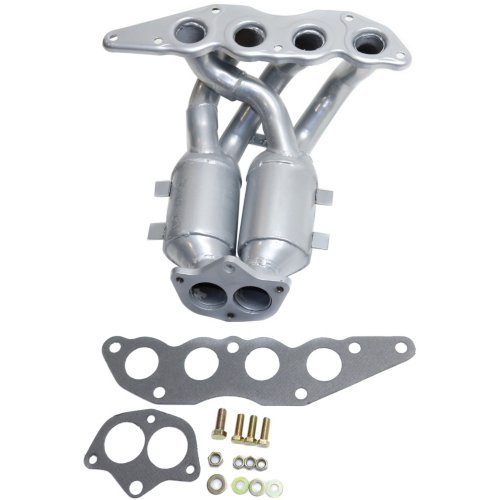 Evan Fischer REPM960303 Catalytic Converter for Galant 04-11 Front With Exhaust Manifold (Exhaust Mitsubishi Galant Manifold)