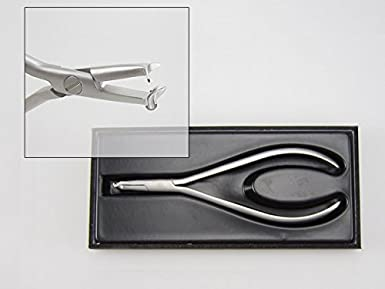 Earlywish ortodoncia dental NiTi-doblar alicates (Distal End Bending Plier): Amazon.es: Industria, empresas y ciencia