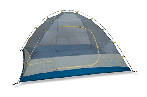 Mountainsmith Bear Creek 4 Person 2 Season Tent, Olympic Blue