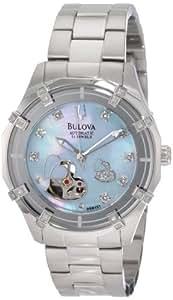 Bulova 96R151 Mujeres Relojes