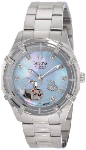 Bulova Women's 96R151 Solano Dual aperture dial Watch