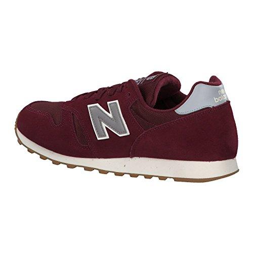 Balance 373 Rosso Uomo Sneaker Vinaccia New UqwdSA4x