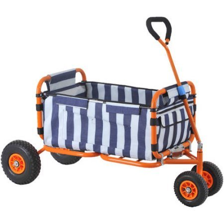 Sandusky Buddy 24W Heavy Duty Folding Wagon Durable Fabric by Unbranded