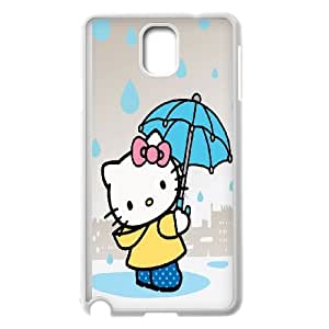 FOR Samsung Galaxy NOTE3 Case Cover -(DXJ PHONE CASE)-Keep Smile - Hello Kitty-PATTERN 20