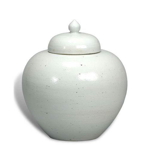 Sarreid 29218 Freeman Ceramic Ginger Jar by Sarreid