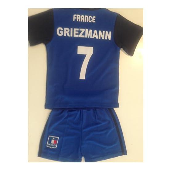 maillot foot france griezmann 6 ans