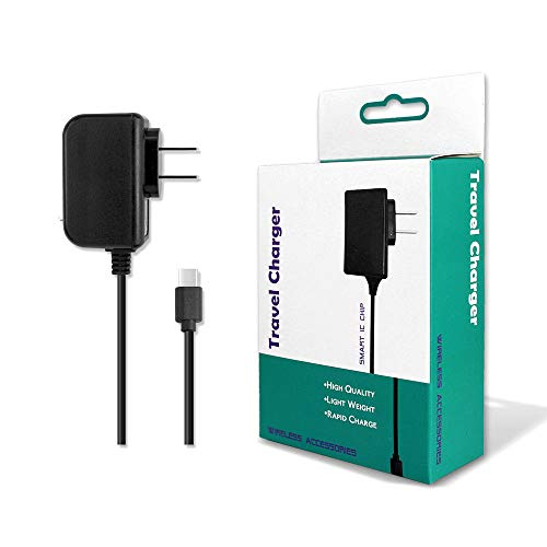 Wall Home AC Charger for T Mobile Prism 1000mAh 5ft (1.5 Meter)
