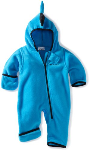 Columbia Unisex Baby Little D Bunting Fleece Bodysuit