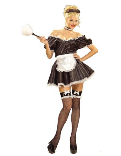 Fifi French Maid Costume - Fifi The French Maid