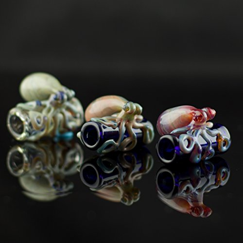 Octopus Dread Bead (Handmade Dread Beads)