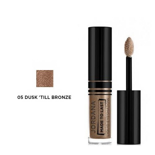 Jordana Made To Last Liquid Eyeshadow 05 Dusk 'Till Bronze
