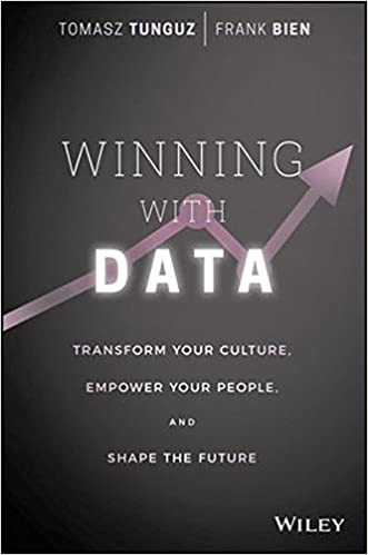 Amazon winning with data transform your culture empower amazon winning with data transform your culture empower your people and shape the future 9781119257233 tomasz tunguz frank bien books fandeluxe Choice Image