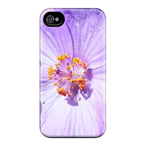 Hot Gdb6664Xrzj Three Abutilon Flowers Cases Covers Compatible With Iphone 6