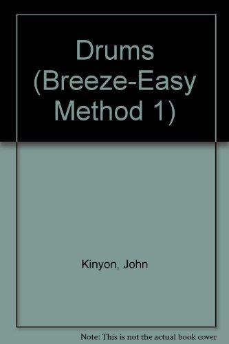 Drums (Breeze-Easy Method 1)