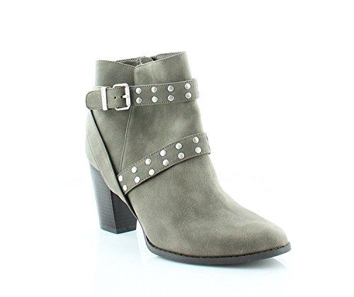 Style & Co. BETZIE, Fashion Stiefel Frauen, Pumps rund Graugrün