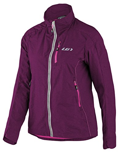 Price comparison product image Louis Garneau Women's MayDay Jacket,  Magenta Purple,  Medium