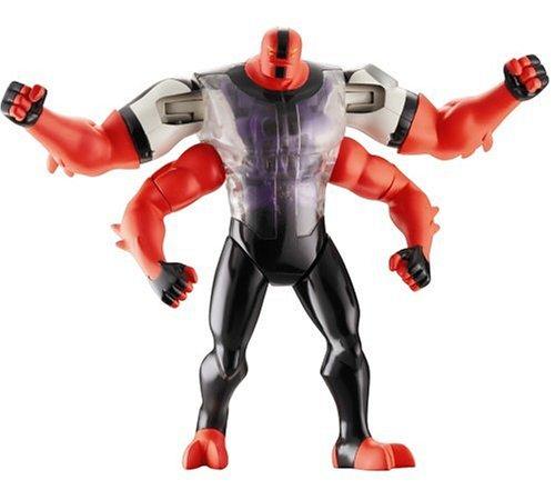 Ben 10  DNA Alien Heroes - Four