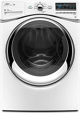 Whirlpool Duet WFW94HEXW 27 Front-Load Washer 5.0 cu. ft. Capacity - White