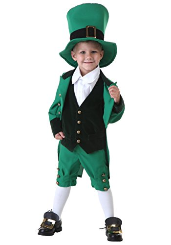 Leprechaun Costume (Toddler Leprechaun Costume Boy)