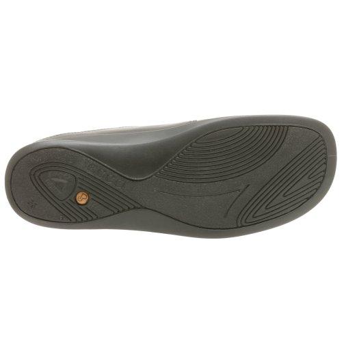 ECCO Street Monk Strap 13333 Ladies Black Leather Loafer 0ekgMWQYU